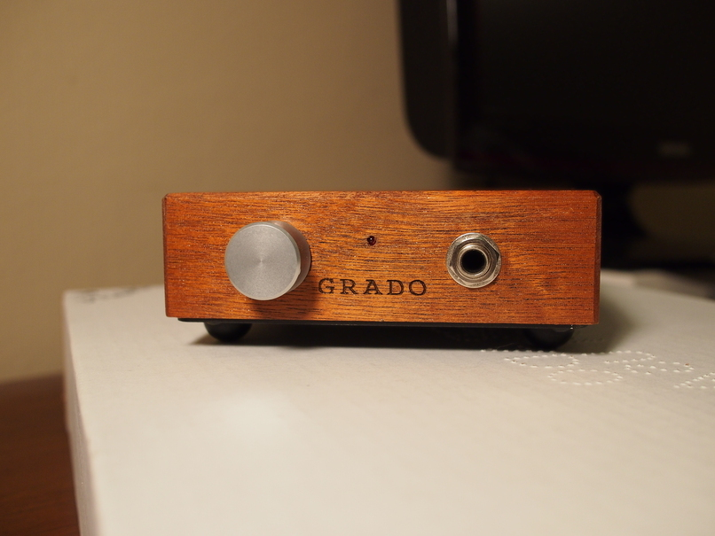 Grado RA-1 HG (High Gain) Headphone Amplifier