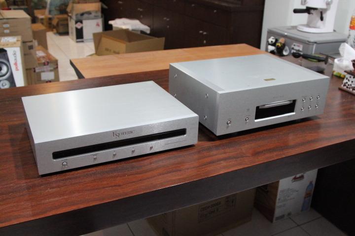 Esoteric X-03SE & G-03X SACD player plus Masterclock like NEW