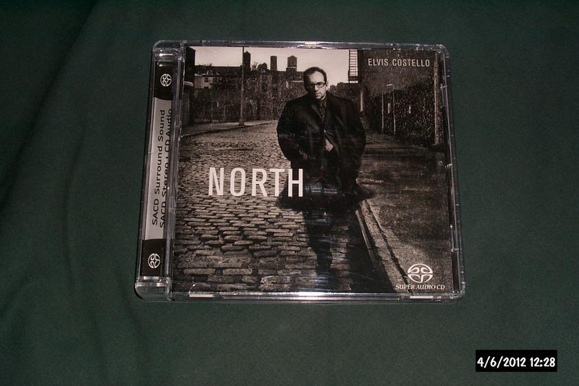 Elvis Costello - North SACD Hybrid NM