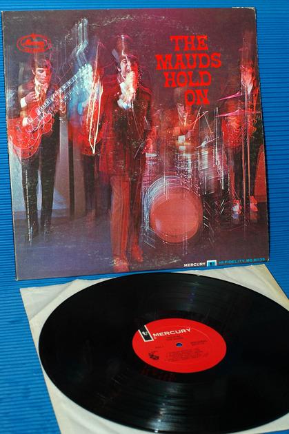 "THE MAUDS -  - ""Hold On"" -  Mercury 1967 mono"