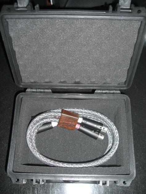 Kimber Kable ks 1126 balanced xlr 1 meter
