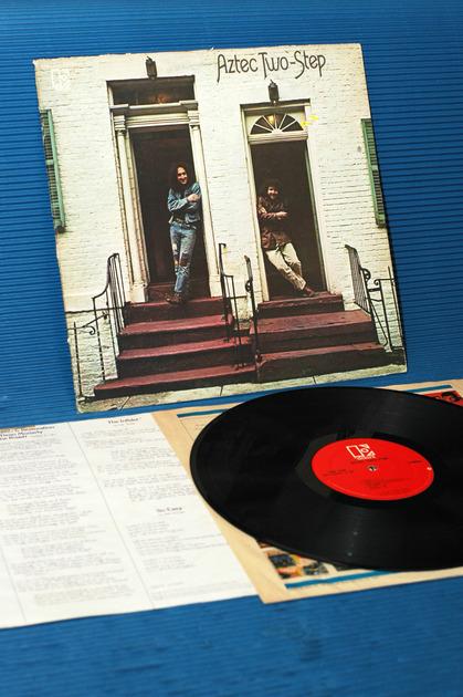 "AZTEC TWO STEP - - ""Aztec Two-Step"" -  Elektra Records- 1972 original"