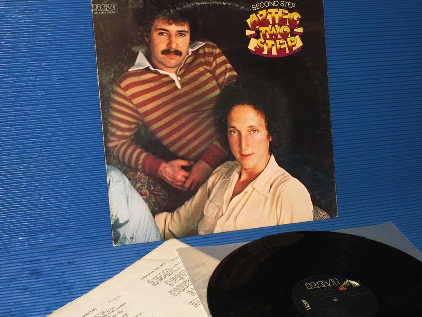 "AZTEC TWO STEP -  - ""Second Step"" -  RCA 1975 original w/lyrics"