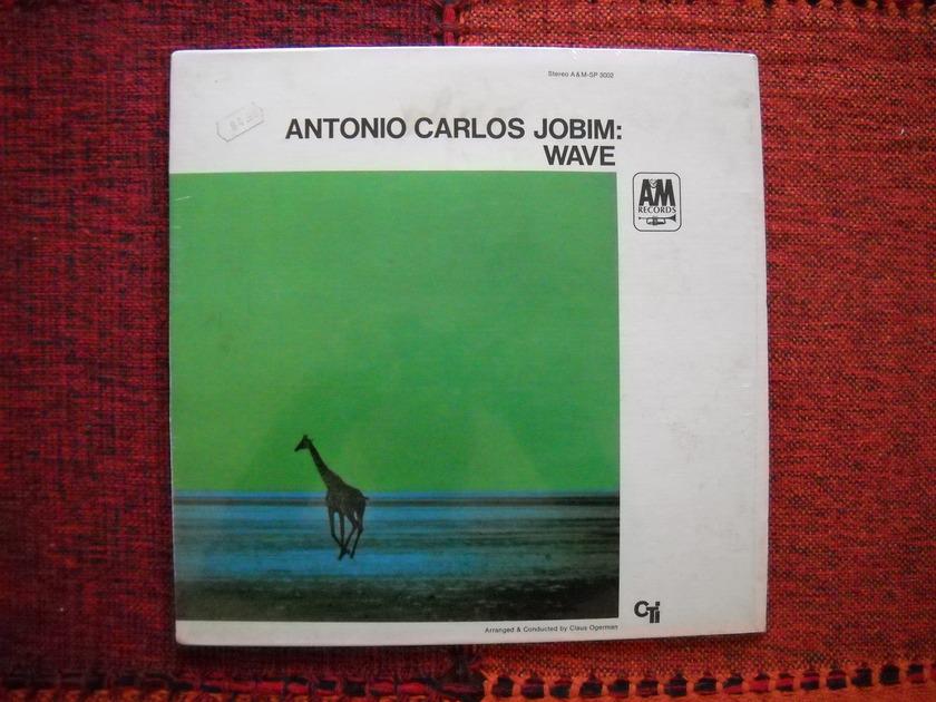 Antonio Carlos Jobim: Wave - (still sealed)