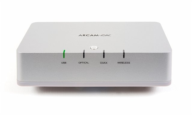 Arcam Rdac. Ships free, no fee's factory B stock, with one year  warranty from manufacturer.