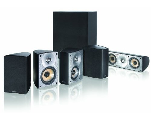 Paradigm Cinema 90 CT 5.1 Home Theater System (Black)