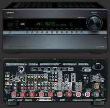ONKYO A/V RECEIVER Immaculate Condition TX-NR2008 7.2 Channel Network Home Theater Receiver