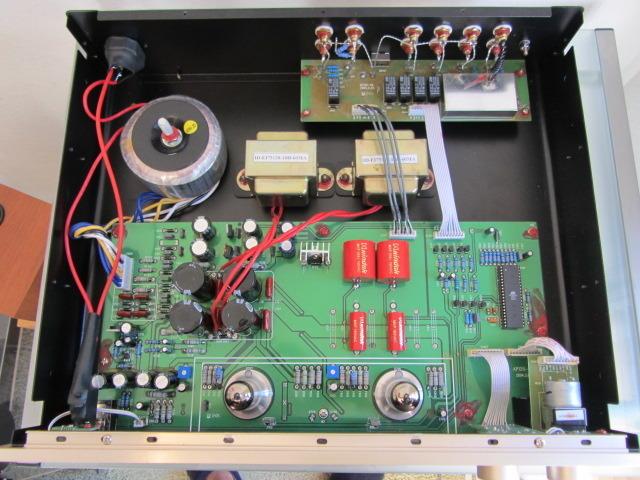 Tube Audio Design TAD-150 Signature Series Tube Preamp w/remote