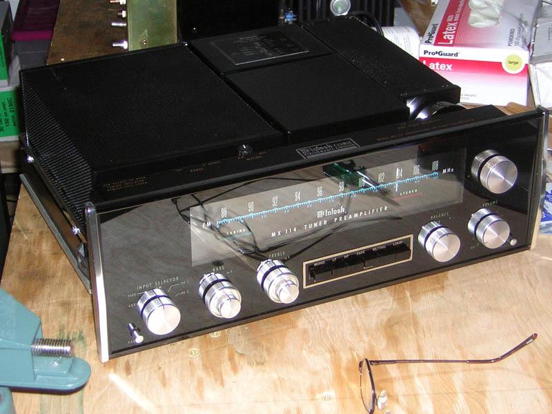McIntosh MX114 Refurbished