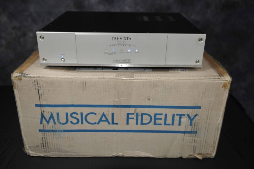 Musical Fidelity Tri-Vista 21 DAC For Sale  $950