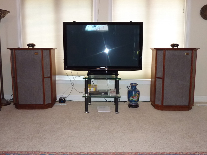 TANNOY GRF 15 inch dual concentric pair