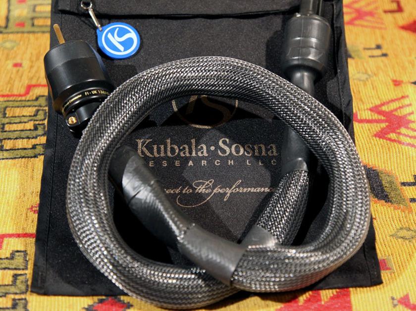 Kubala Sosna Elation 1m Mains Cable