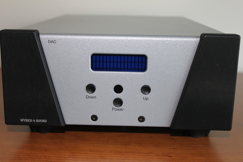 Wyred 4 Sound DAC-2 almost new