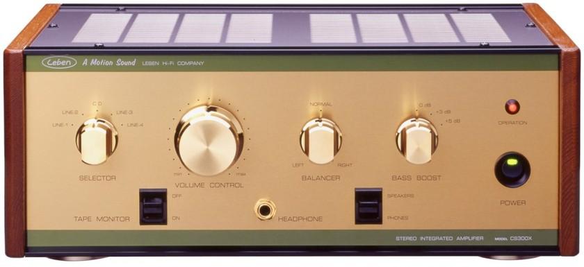 Leben  CS-300XS Intergrated Amp