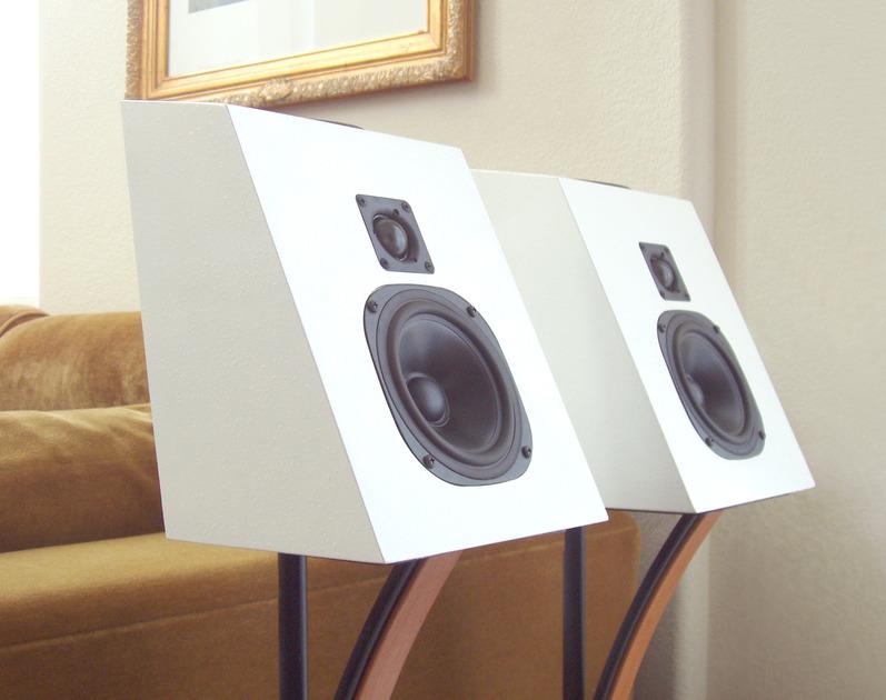TETRA - Extremely Rare  120U Manhattan  World Class 2-Way Speakers