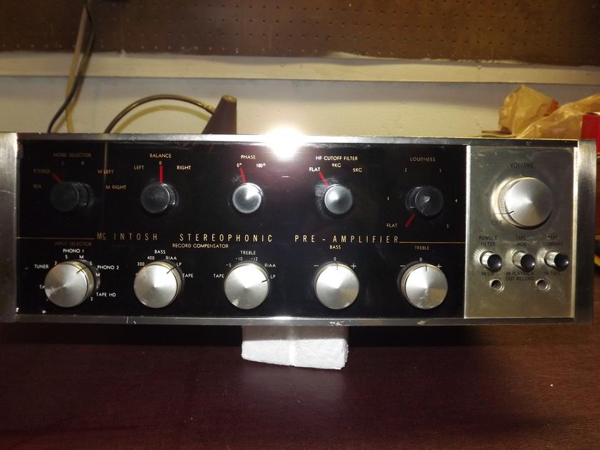 Mcintosh C-20 Preamplifier
