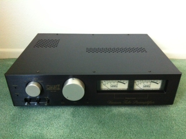 Cary SLP-308 Cary Audio SLP-308 Vacuum Tube Stereo Preamplifier