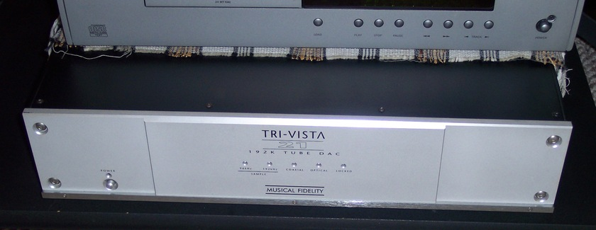 Musical Fidelity Nu-Vista DAC