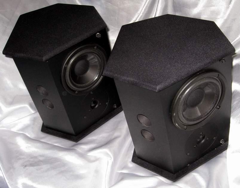 Energy Rvss1 bipole dipole rear effects speakers