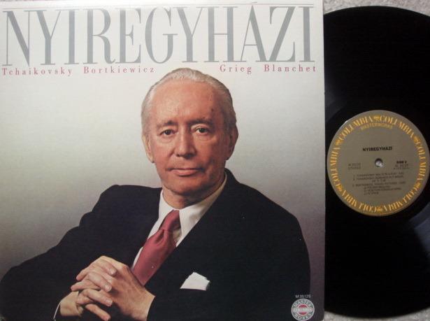 Columbia / NYIREGYHAZI, - Grieg-Tchaikovsky Piano Music, MINT!