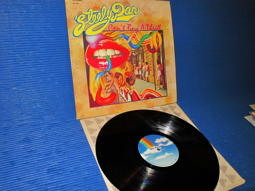"STEELY DAN -  - ""Can't Buy A Thrill"" -  MCA 1980 label Oddity"