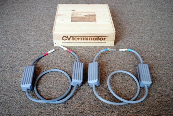 MIT MI-350 CVTerminator RCA Interconnects