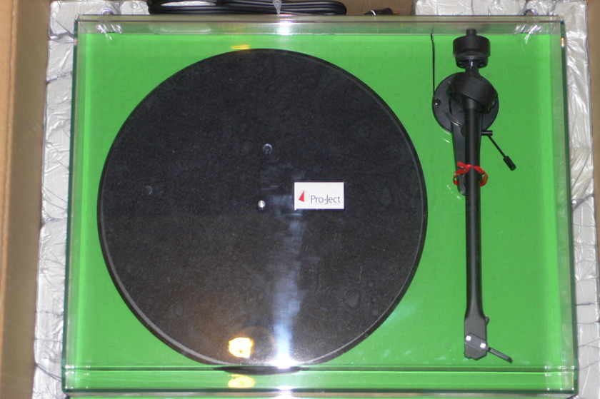 PRO-JECT DEBUT III NEVER USED