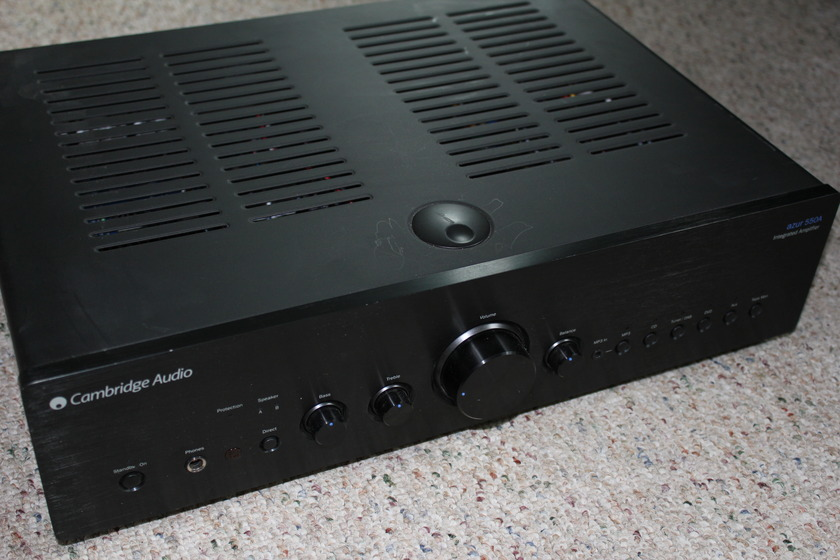 Cambridge Audio 550A Amplifier