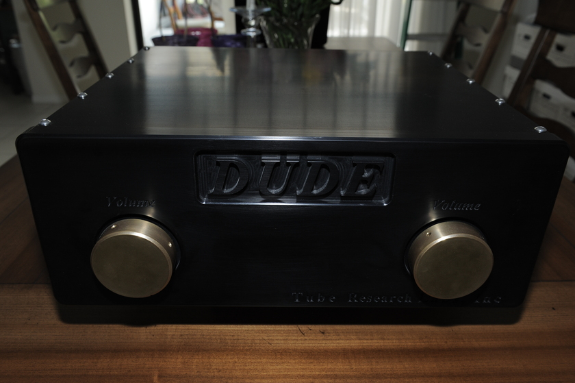 Tube Research Labs DUDE  pre amp
