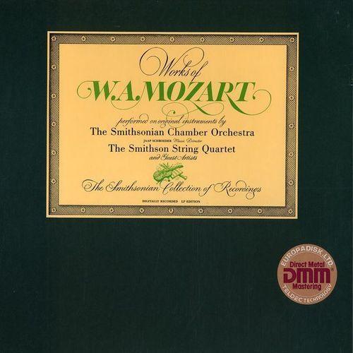 SEALED | SMITHSONIAN/MOZART - Works of Mozart / 6-LP Box Set