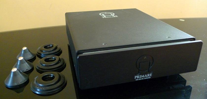 Primare R20 SS Phono Preamp MM & MC