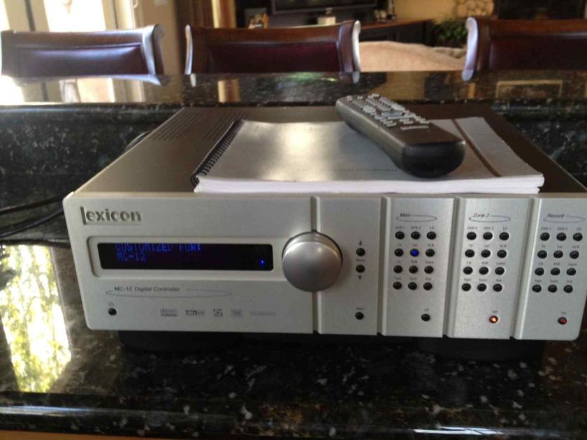 Lexicon Pre-Pro  MC 12 Balanced v2.0