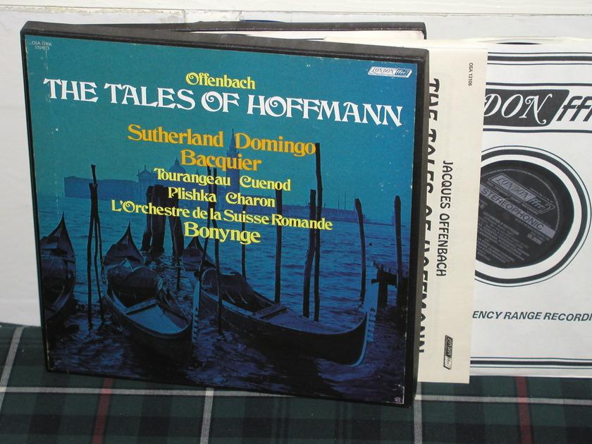 Bonynge/L'OdlSR - Offenbach/Tales London ffrr UK Decca osa3106