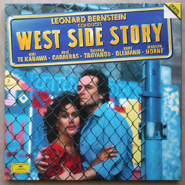 DG Digital | BERNSTEIN - conducts West Side Story / 2-LP / NM