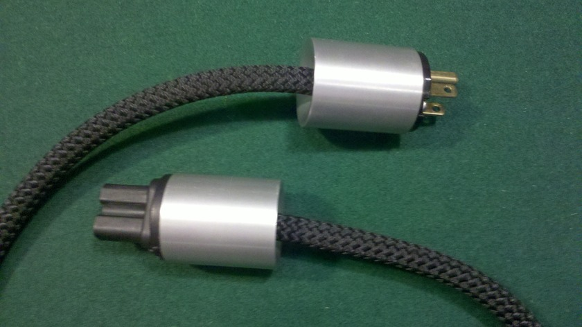 Zu Audio Event Power Cable 1m