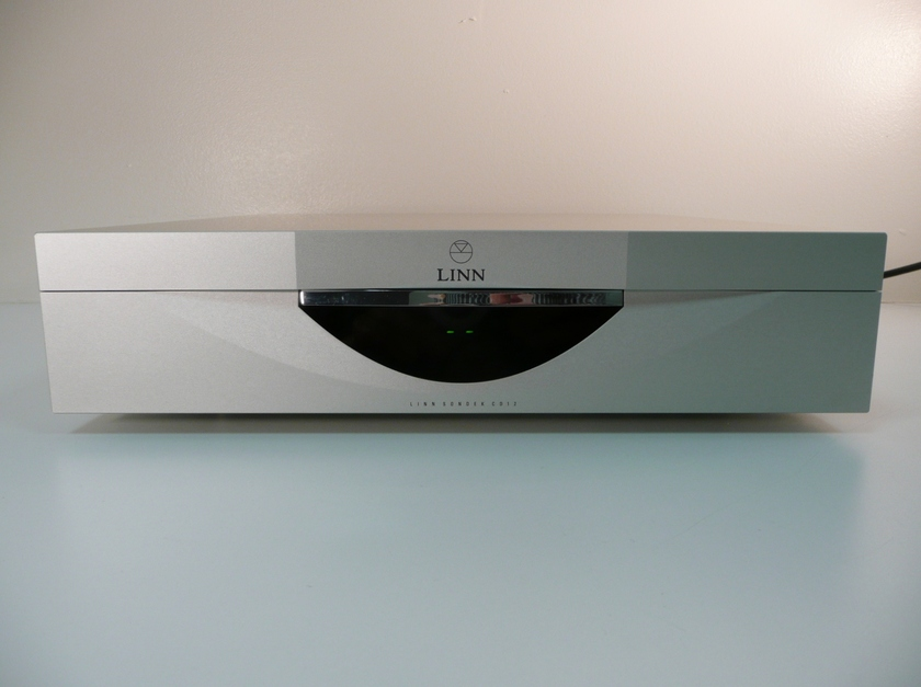 LINN CD12 CLASSIC REFERENCE CD PLAYER