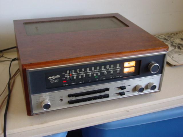 McIntosh Stereo System MAC 1900 & Bang & Olufsen