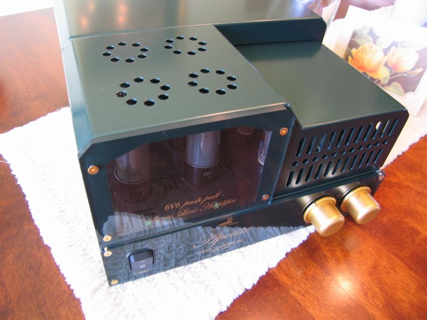 Shindo Apetite 6v6 integrated with extra NOS tubes