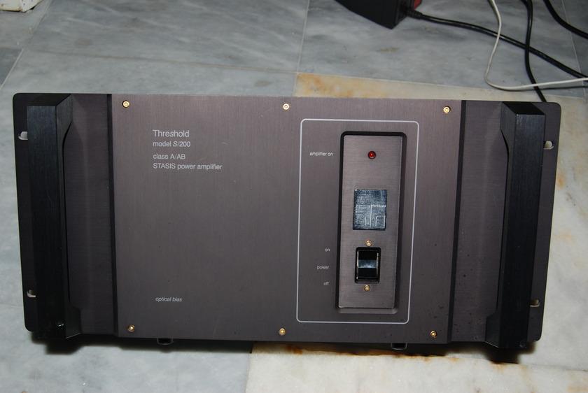 Threshold S200 Class A-B AMP