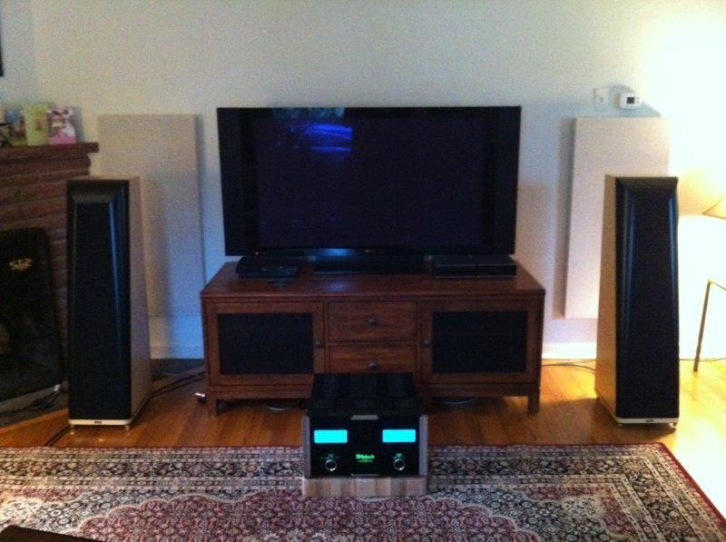 McIntosh MC 402 400 W Amplifier