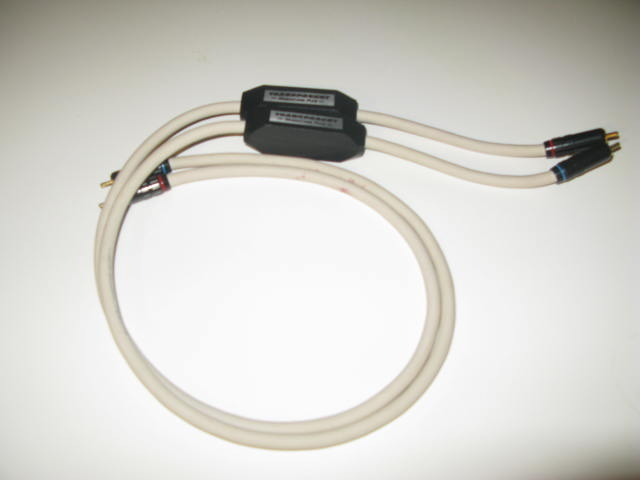 Transparent Interconnect Cable Musiclink Plus RCA 1.0 Meter