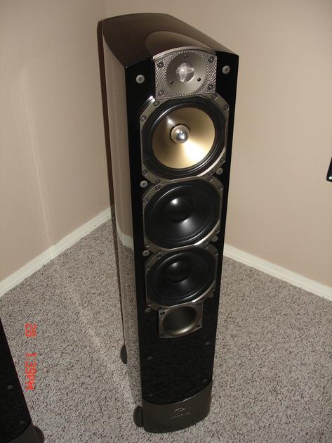 Paradigm Signature S6v2 Black Gloss Single Speaker