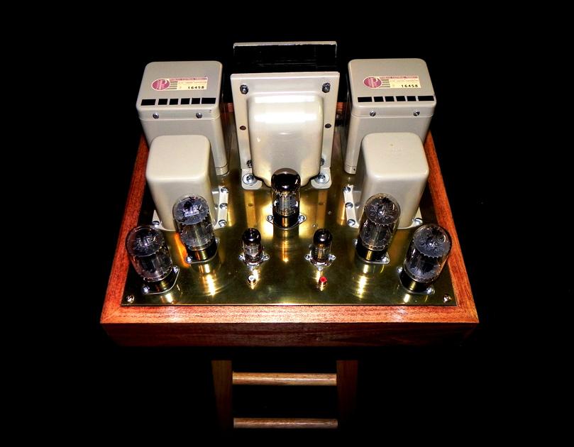 Heathkit W-5M Stereo Amplifier - Stunning!