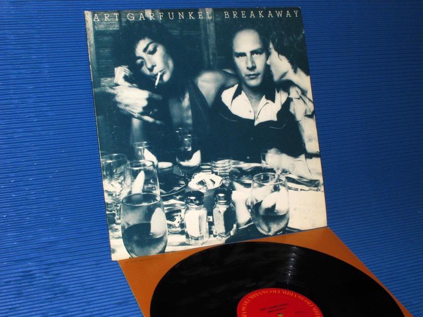 """ART GARFUNKEL - - """"Breakaway"""" - CBS 1975 TAS 1st pressing Hot stamper"""