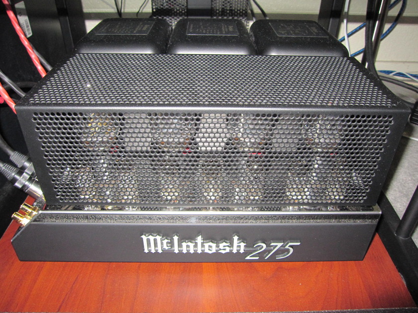 McIntosh  MC 275  Mark V Legendary tube amplifier!!!