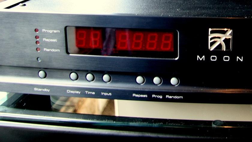 Simaudio CD3.3 X Hi-Fi CD Player / DAC