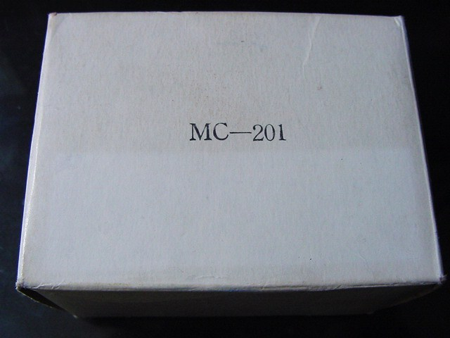 Fidelity Research FR MC-201 rare low output MC cartridge LOMC with all boxes