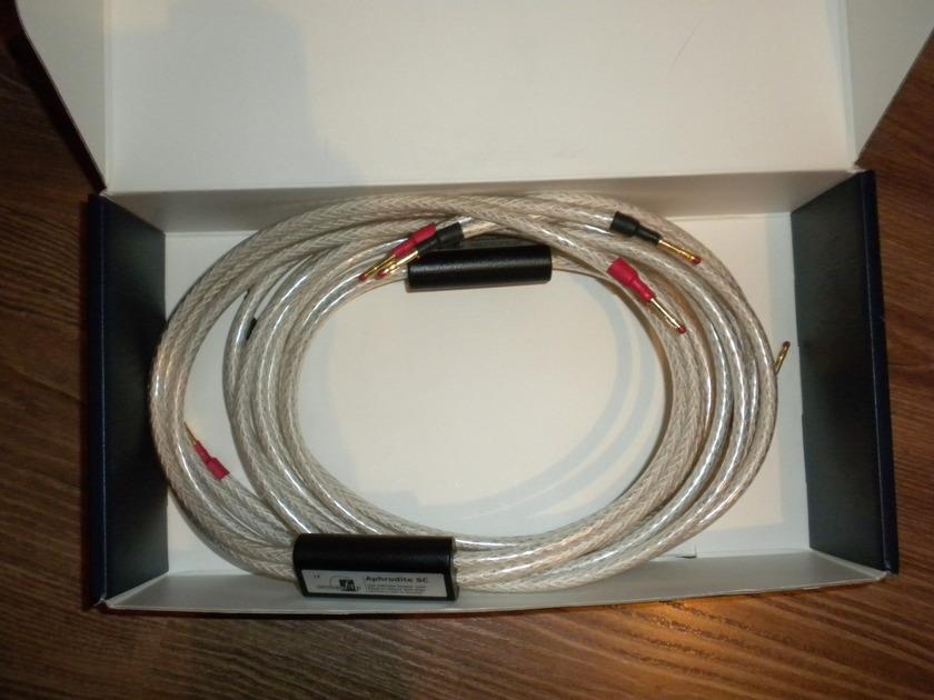 Fadel Art Aphrodite SC Duo speaker cables
