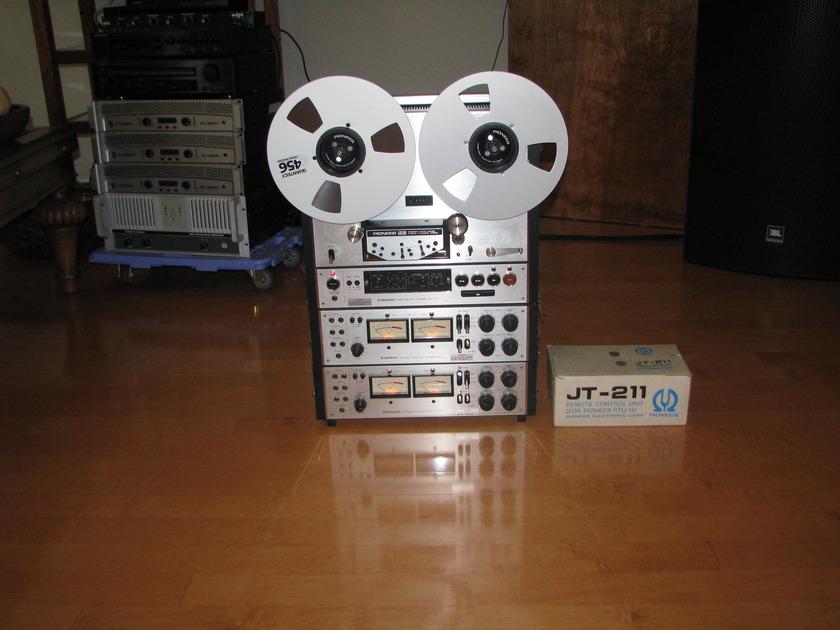 Pioneer RTU-11 Reel to Reel RTU-11