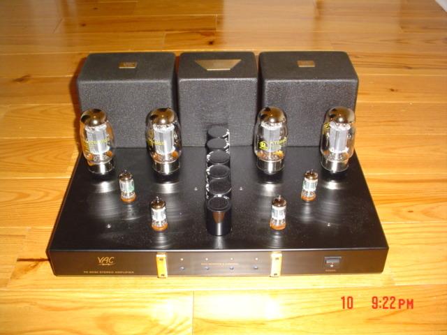 VAC  PA 80/80 Tube Amp